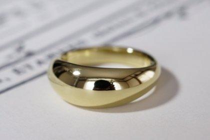【Regular item】pukku-ring(from a Brass NUT)_thumbnail