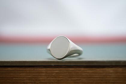【Regular item】Signet ring(Made by casting) thumbnail