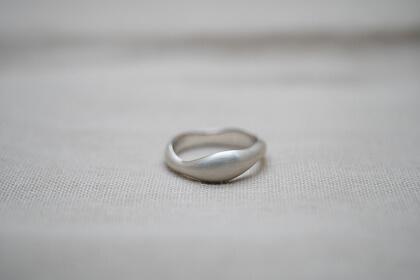 Semi-custom made】utakata-ring wide ver. thumbnail